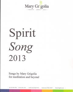 Spirit Song 2013